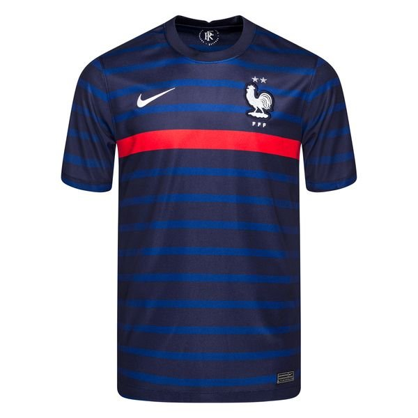 Футболка Сборная Франции домашняя 2020/21