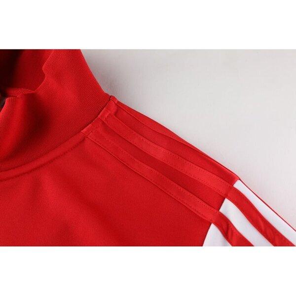Арсенал спортивный костюм красно-белый 2020-2021
