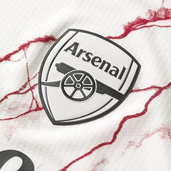 Футболка клуба Арсенал (Arsenal) гостевая сезон 20-21